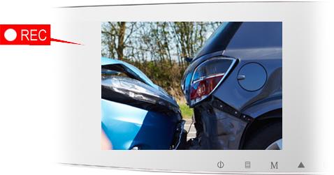 停車碰撞監控快速啟動